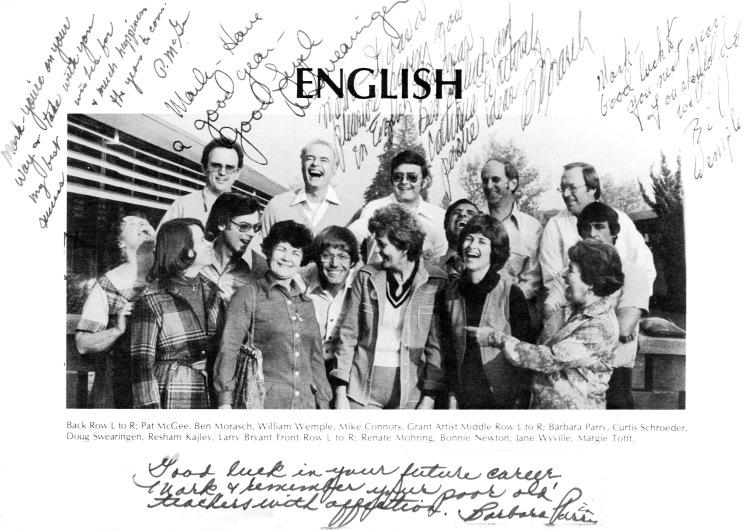 ychs english